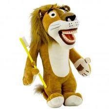Игрушка мягкая с зубами Revyline Лев